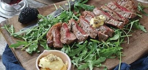 Tagliata of Beef Recipe by Eileen Dunne Crescenzi