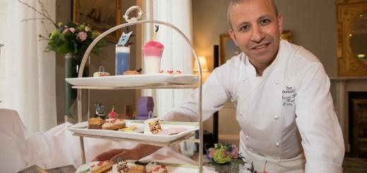 The Merrion Welcomes Prêt-à-Portea, The Berkeley's iconic fashion afternoon tea