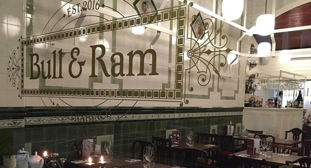 A restaurant worth a butcher's up in Down - Bull & Ram Review