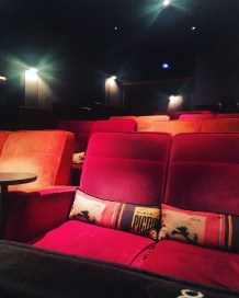 Everyman Cinema Inside Screen 2