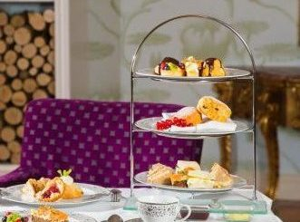 Ferrycarrig Afternoon tea 1