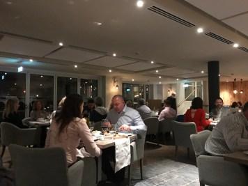 Interior 3 - The 1780 Restaurant Portmarnock