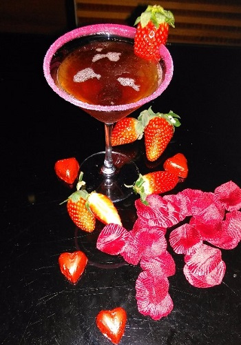 Stir things Up this Valentines' Day with these Romantic Cocktail Recipes by Wineport Lodge