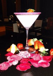 Stir thins Up this Valentines' Day with these Romantic Cocktail Recipes by Wineport Lodge