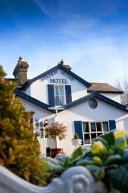 Share a Romantic Stay for 2 with Breakfast and Late Checkout at The Station House Hotel in Meath for 1 Night for only €59