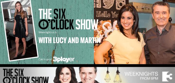 TheTaste's Darina Coffey to Sweeten the Screen Tonight on TV3's The Six O'Clock Show