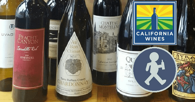 California wine tasting at Green Man Wines this Feb 21st | TheTaste.ie