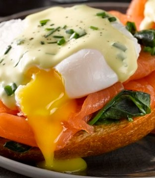 The Perfect Eggs Benedict Recipe by Neven Maguire for Simply Better