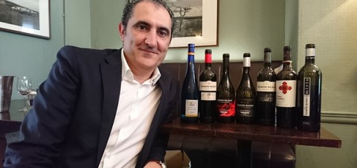 The Four R's of Spanish Wine: Remarkable Regions as Told by Ramon Bilbao's Rodolfo Bastida