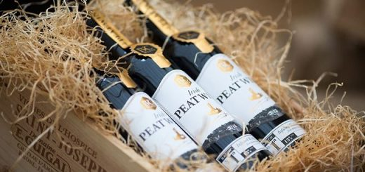 Introducing the World's First Irish Peat Wine – Bringing Innovation to the Next Level