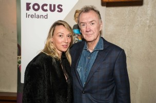 Luna Host Charity Event in aid of Focus Ireland