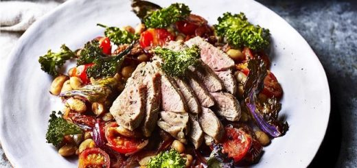Rosemary Lamb Recipe from Mindful Chef