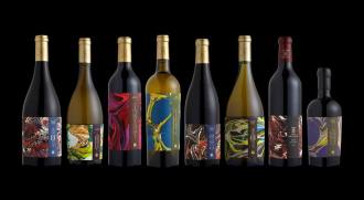 When Wines Dress for Success: Great Bottles with Cool Label Design [May Edition]