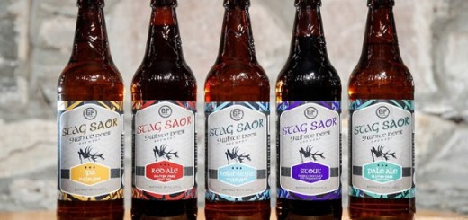 9 White Deer Stag Saor Range - Craft Beer Review