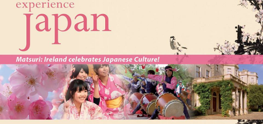 Experience Japan Festival this 23rd of April at Farmleigh House