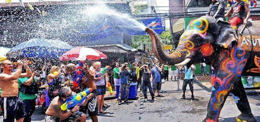 Thai New Year