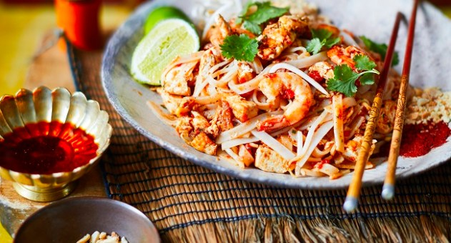 pad thai recipe - Cook Thai Cookbook