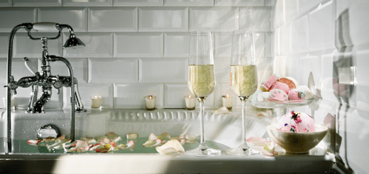 Hotel Chain Introduces Prosecco on Tap on Guests' Bathrooms