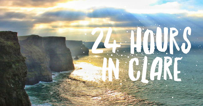24 hours in Clare feature image