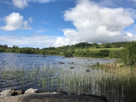 Harveys Point Donegal Lough Eske