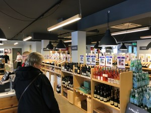 Whelehans Wines - TheTaste Review - Store Photo