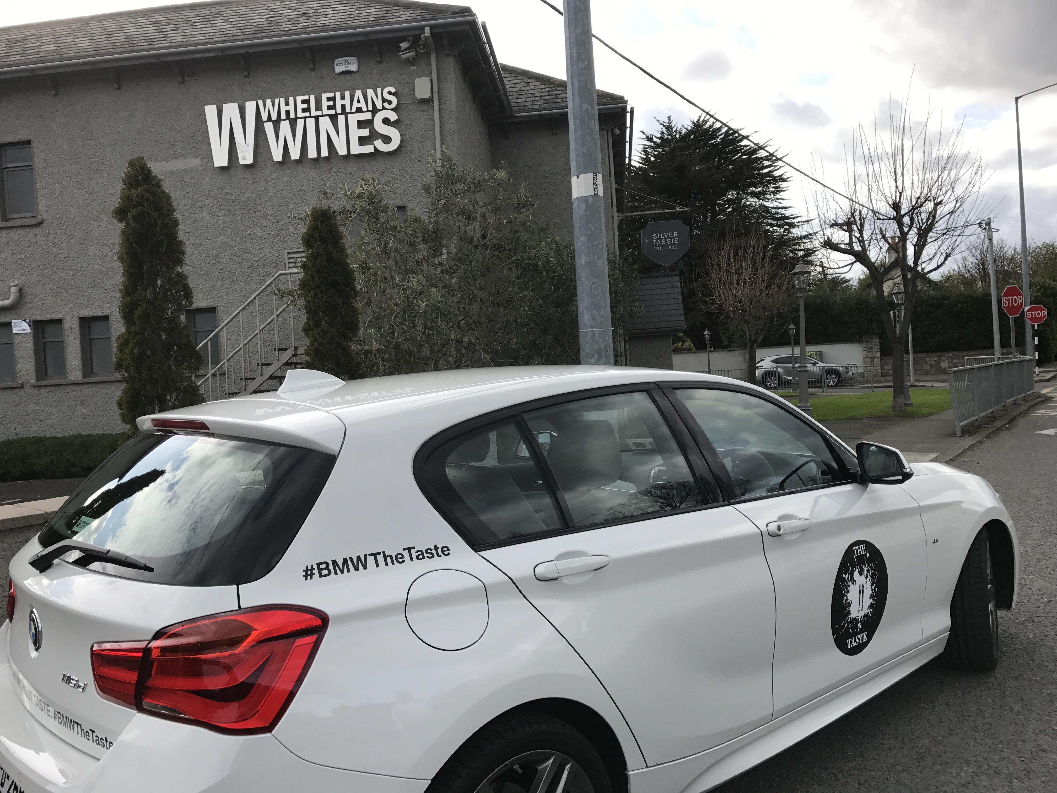 Whelehans Wines - TheTaste Review - Exterior Photo