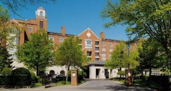 Five Star Intercontinental Hotel Dublin