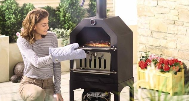 ALDI PIZZA OVEN €139.99