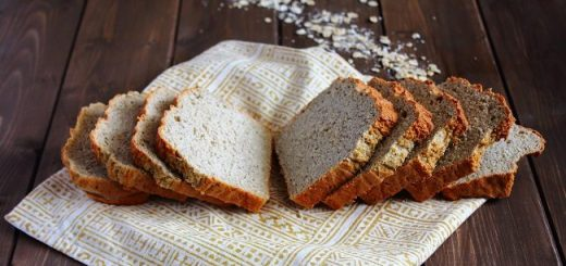 Protein Oat Bread Recipe
