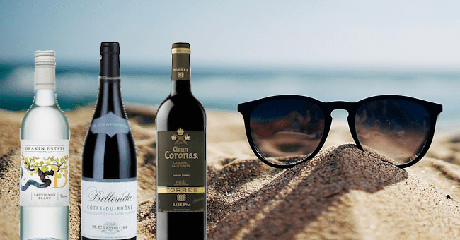 Scorchio! 🌞 Three Sun-Loving Wines Perfect for a Hot Day