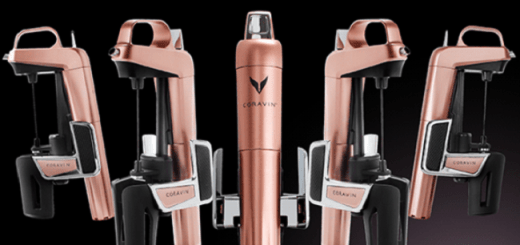 Rose Gold Coravin is the Ultimate Gadget for Glam Wine Lovers