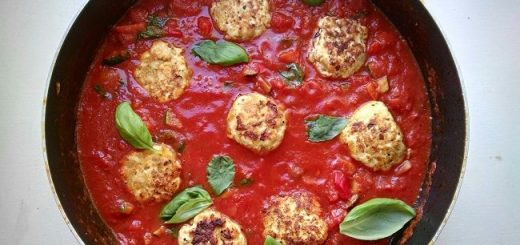 turkey meatballs recipe