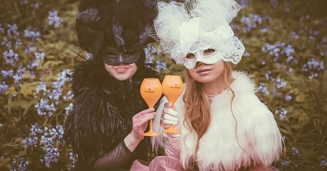 Veuve Clicquot To Host Stunning Masquerade Ball at Body & Soul Festival