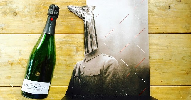 Win a Bottle of Champagne Brimoncourt to Celebrate its Launch in Ireland