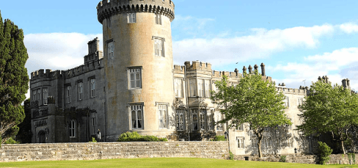 Dromoland Castle has just Been Awarded #1 Hotel for Families in Europe