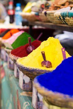 Marrakech TheTaste.ie pigments