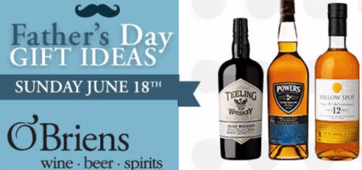 O'Briens Wine Offers for Father's Day Have Something for Every Type of Dad