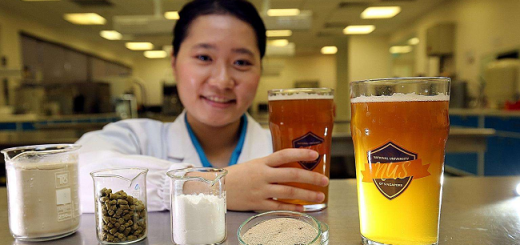 We Have a Gut Feeling about the World's First Probiotic Beer