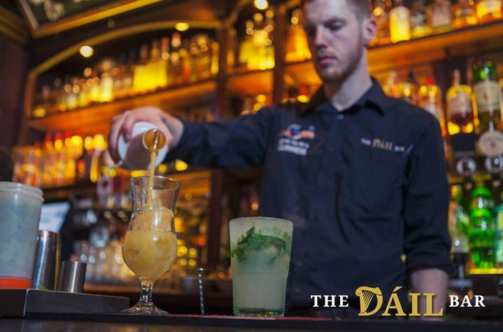 TheTaste Summer Cocktail Festival – The Dail Bar, Galway