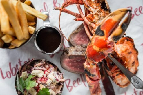 Beef & Lobster Restaurant Dublin