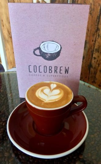 cocobrew menu