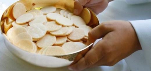 Gluten Free Bread Holy Communion