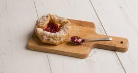 Rasberry crown Le Petite Boulangerie Cuisine de France