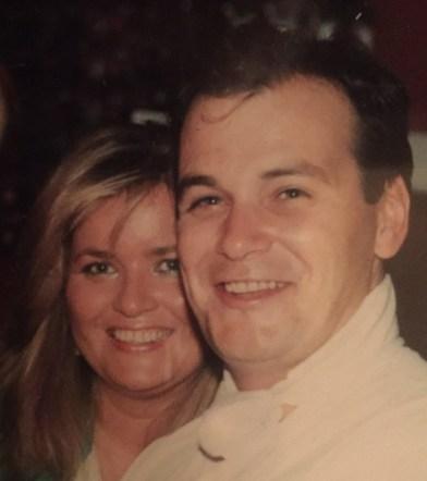 Sallyanne & Derry July 1989 (2)