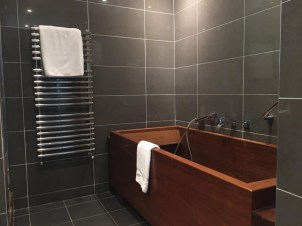 Seafield Executive Suite Bathroom