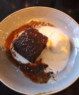 Sticky Toffee Pudding Montenotte