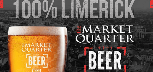 Limerick's Treaty City Brewery and Market Quarter Publicans Team Up to Brew a 100% Limerick Beer