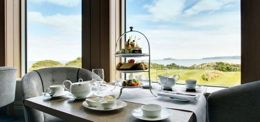 Portmarnock Hotel & Golf Links Afternoon Tea by the Sea
