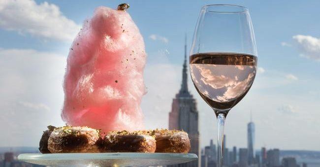 Rosé Bar