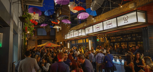 Take Over Anne's Lane at Zozimus Bar's Street Rhymer Party this Saturday 5